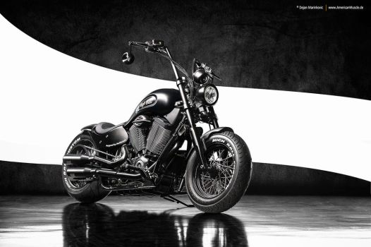 Hollisters High Ball Custom -Darkness- V by AmericanMuscle