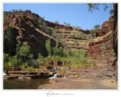 Dales Gorge II by Crooty