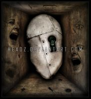 Cloistered Scream by Headz
