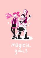 Magical Girls by ohparapraxia