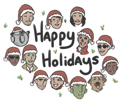 Happy Holidays from the Commonwealth! by DoveTalon