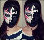 Bleach kurosaki mask  ( HOLLOW ICHIGO MASK ) by Tania20a