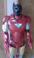 Iron Batman by Regis-AND