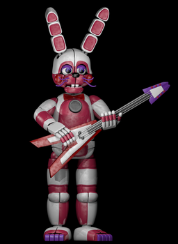 Funtime Bonnie by W3IRDR3D