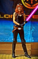 Mara Jade at JEHES VIII by Gardek
