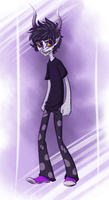 Gamzee by candy-behemoth