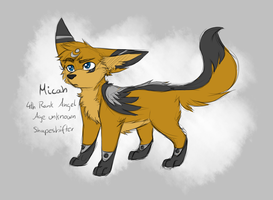 Micah  by CrispyCh0colate
