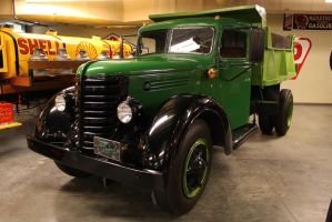 WWII-Era Dump Truck by KyleAndTheClassics