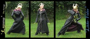 Larxene Cosplay by Lithe-Fider