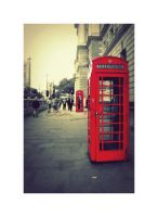 London Calling by eileanrose