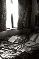 Study bed by emjoy2000
