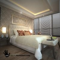 MASTER BEDROOM XXX by yoel-touch