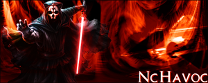 The Sith Cometh by nchavoc
