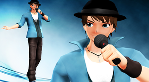 [MMD] New Bruno [Model DL] by JakkajanToto