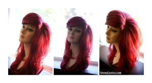 Little Mermaid Wig by TheRealLittleMermaid