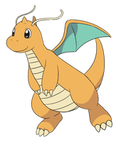 Dragonite by MeowNi