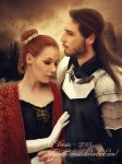Tristan and Isolde by la-voisin