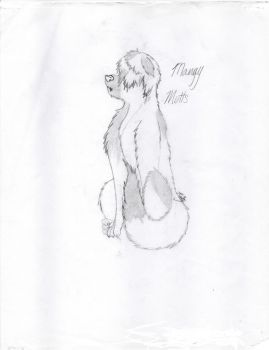 Mangy Mutt ADOPTABLE by KittySanders