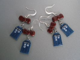 Multiple Elevens in the TARDIS by candymonsters
