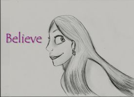 ~Believe~ future self by summergal98