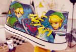 Hyrule Link Shoes by Bobsmade