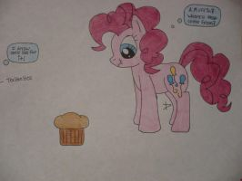 Pinkie Pie and Derpy Hooves Random!!! by TopazBeats
