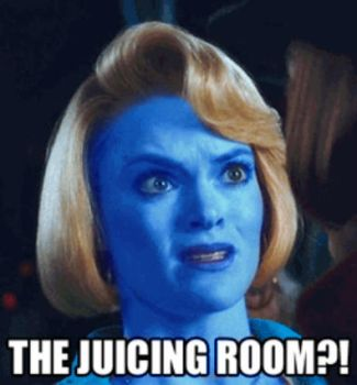 The Juicing Room?! by montyisfat