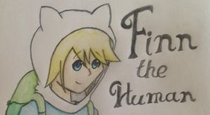 Finn the Human by LoneWolf974