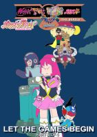 Happiness Charge Precure Issue 04 (Regular) by isaacyeap