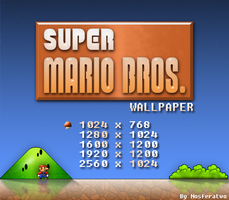 Super Mario Bros. HD by Nosferatwo