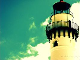 Lighthouse 1 by RecherchePhotography