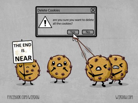 Delete Cookies by WirdouDesigns
