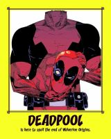 Deadpool: Spoiler by TorkBacklash