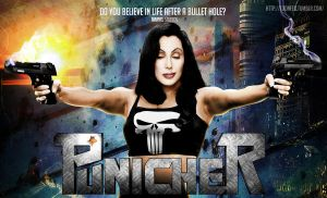 PUNICHER by toonfed