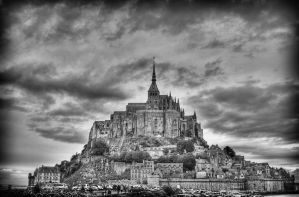 Mont Saint-Michel by AngelsOdyssey