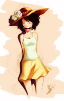 Summer Smile by Chronicle-l