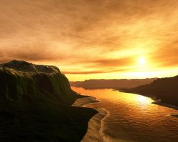 Winding River by hypnotic