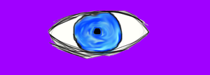 First Eye Drawing by Oncelingsunite101