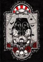 Siamese twins by inkarts