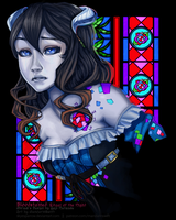 Miriam: Bloodstained Ritual of the Night by SkyeSparrow