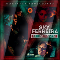 +Photopack: Sky Ferreira by Whatever-Photopacks