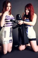 Feel the Force by Stephanie-van-Rijn