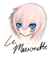 Deviant ID 1st Bamboo tab Drawing by Toxic-Pepper