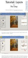 Tutorial: layers in Gimp by chirilas