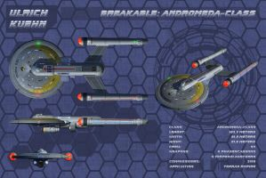 STAR TREK - BREAKABLE: Andromeda-Class Orthos by ulimann644