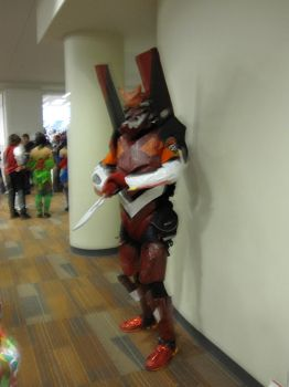 Ohayocon 2011 - Unit 02 by Kyoiism