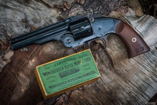 Smith and Wession N0 3 44-40 By Uberti *2* by spaxspore