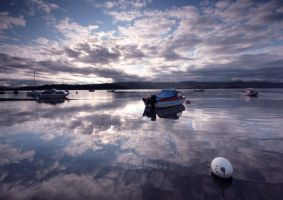 Reflection of Borth-y-Guest by ArwensGrace