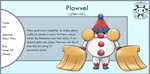 Snow Plow Fakemon (contest entry) by Twime777