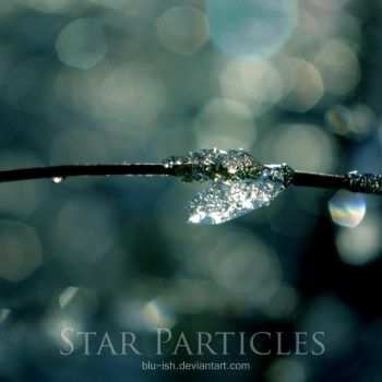 Star Particles by blu-ish